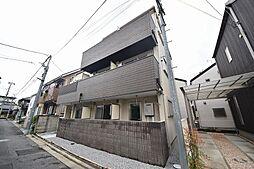 ポルト・ボヌール竹ノ塚[301号室]の外観