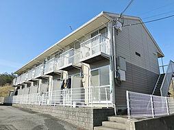 滋賀県湖南市水戸町の賃貸アパートの外観