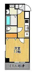パウロニアバレーtake4西横浜[302号室]の間取り