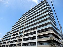 東京都立川市高松町1丁目の賃貸マンションの外観