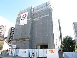 埼玉県さいたま市浦和区仲町3丁目の賃貸マンションの外観