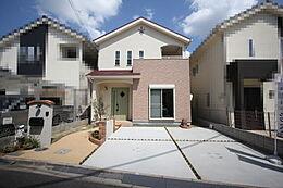 SOLEIL香芝7期-旭ヶ丘北F号地モデルハウス