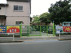 染地幼稚園 距離約250m