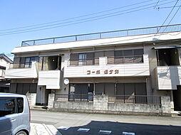 コーポ・タナカ[202号室]の外観