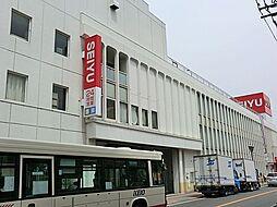 西友豊田店 距...
