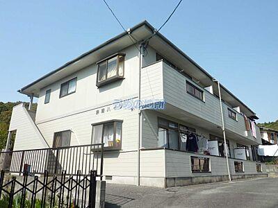 外観,2LDK,面積49m2,賃料4.0万円,,,福岡県久留米市御井町