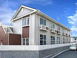 兵庫県尼崎市食満6丁目の賃貸アパートの外観