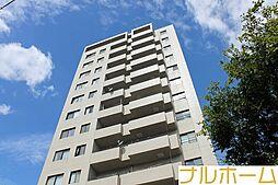大阪府大阪市平野区長吉長原1丁目の賃貸マンションの外観