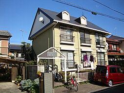 愛知県名古屋市瑞穂区十六町2丁目の賃貸アパートの外観