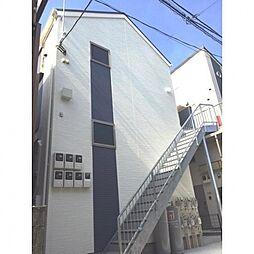 リバーサイド星川[2階]の外観