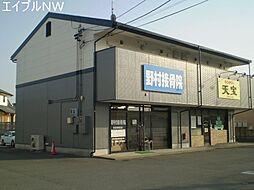 三重県松阪市下村町の賃貸アパートの外観