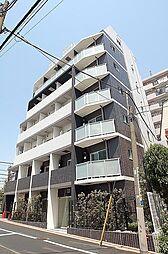 ステージファースト蒲田アジールコート[3階]の外観