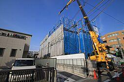 豊中市シャーメゾン南桜塚[201号室]の外観