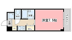 San you[303号室]の間取り