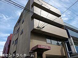 大阪府堺市堺区熊野町東3丁の賃貸マンションの外観