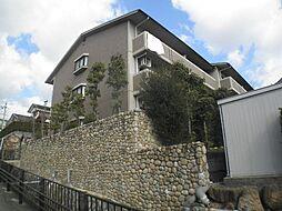メルベーユ朝日ヶ丘[2階]の外観