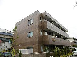大阪府堺市堺区中三国ヶ丘町7丁の賃貸マンションの外観