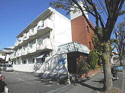 兵庫県西宮市松風町の賃貸マンションの外観