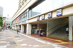 鶴瀬駅(104...