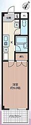メゾン・ド・宇田川[4階]の間取り