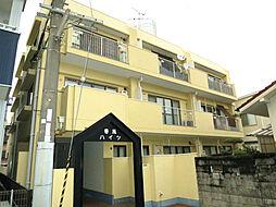 香風ハイツ[2階]の外観