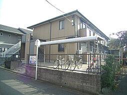 デルニエ湘南台[1階]の外観