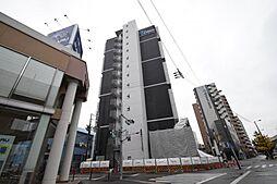 プレサンスOSAKA DOMECITYワンダー[6階]の外観