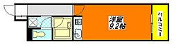 ピアー・依奈 308号室[3階]の間取り