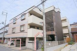シティパレス本田[3階]の外観