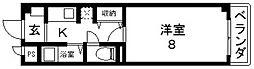リブレ・ハウス[105号室号室]の間取り