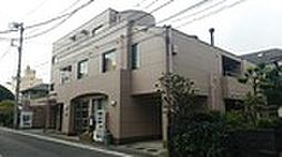 桜台コートハウス[102号室]の外観