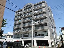 北海道札幌市東区北十七条東15丁目の賃貸マンションの外観