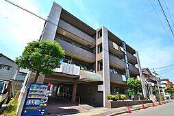 兵庫県神戸市灘区篠原南町3丁目の賃貸マンションの外観