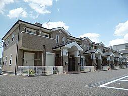 大阪府松原市柴垣2丁目の賃貸アパートの外観