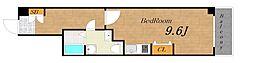 扇町第2マンション フルリノベのお部屋[203号室]の間取り