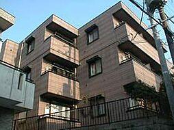 ビクトワール西新宿[106号室]の外観