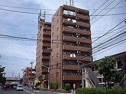 三高・ツインタワーサウス[402号室]の外観