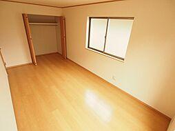 収納完備の居室