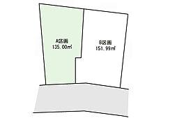 区画図:1A区...