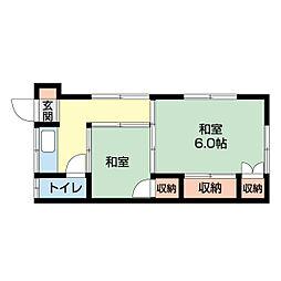 西荻窪駅 4.0万円