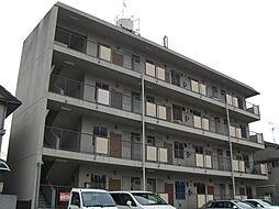 野本コーポラス[1階]の外観
