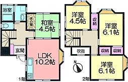 神奈川県横浜市緑区竹山4丁目