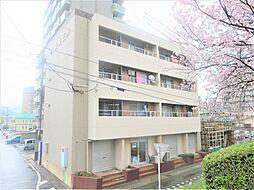 山栄ビル[4階]の外観