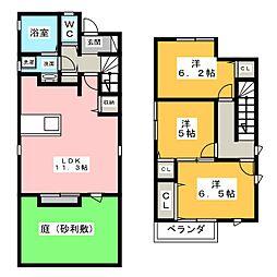 八田駅 12.5万円