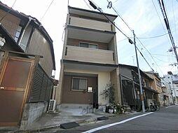 京都地下鉄東西線 東山駅 徒歩3分の賃貸アパート
