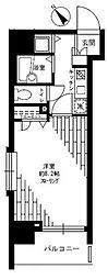 フェニックス横須賀中央[903号室]の間取り