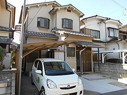 [一戸建] 奈良県天理市遠田町 の賃貸【/】の外観