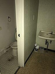 店舗内 手洗い・トイレ