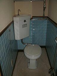店舗のトイレで...