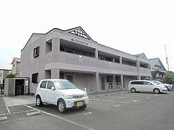 福岡県遠賀郡水巻町吉田西4丁目の賃貸アパートの外観
